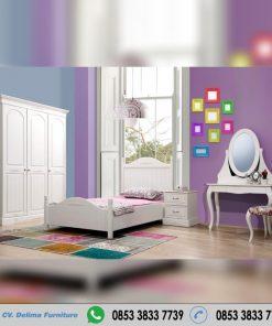 Set Kamar Anak Minimalis Sederhana