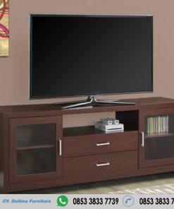 Bufet Tv Stand Minimalis Jati Aerio