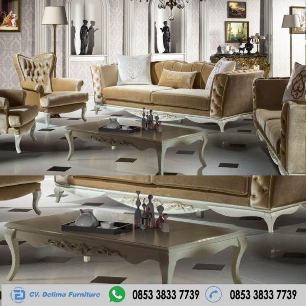 Kursi Tamu Modern Sofa Minimalis