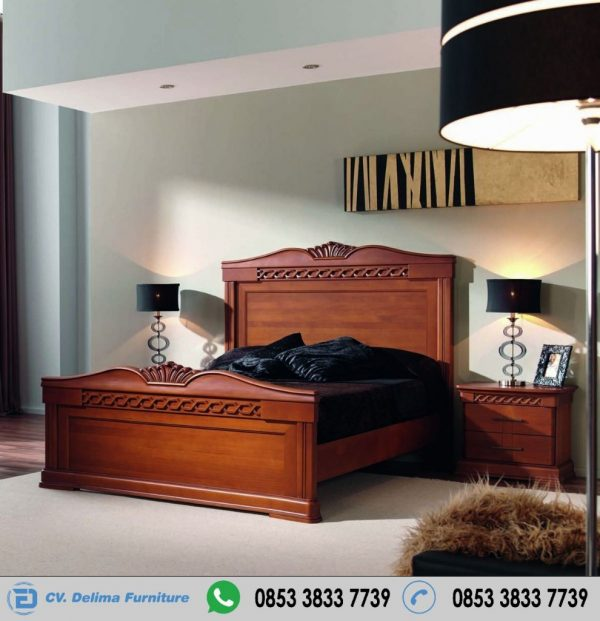 Tempat Tidur Modern Minimalis Elegan