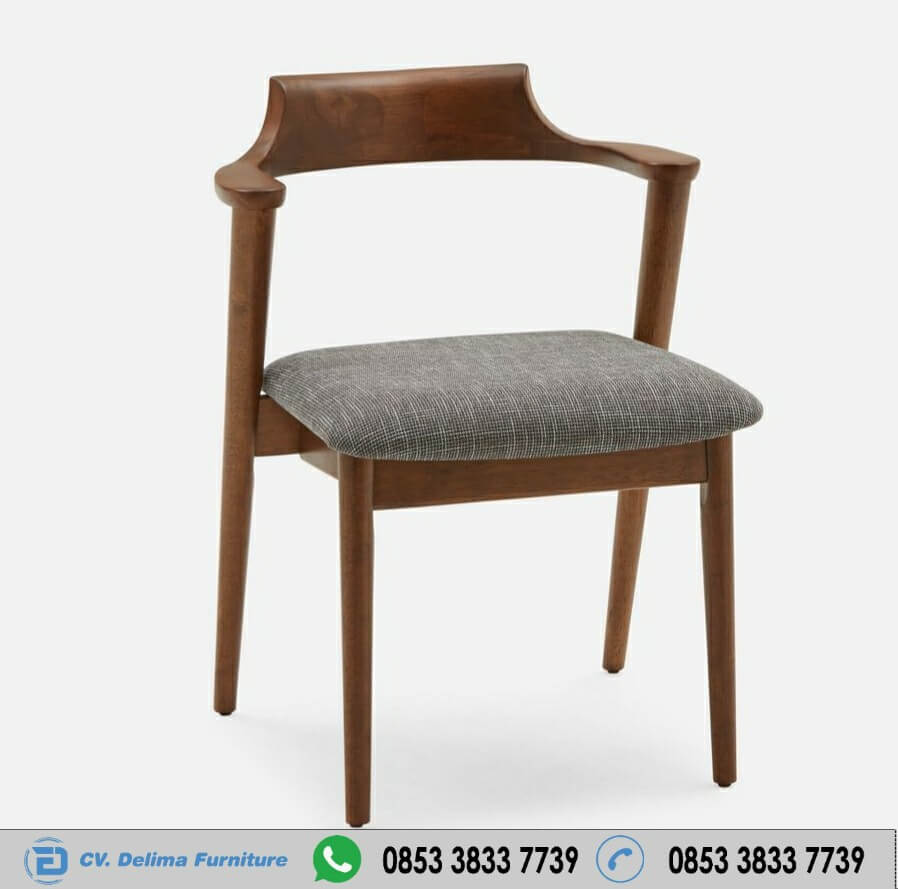Furniture Kayu Jati Kursi Cafe