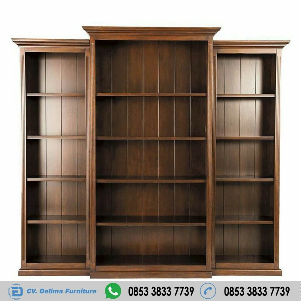 Mebel Furniture Jepar Rak Buku
