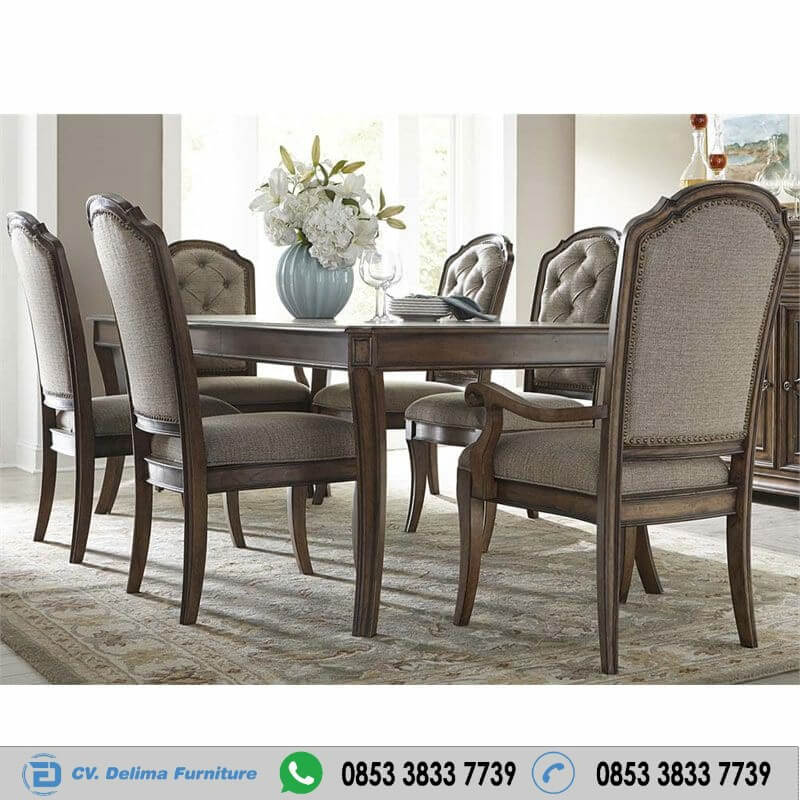 Furniture Jepara Kursi Makan