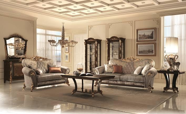 Furniture Jepara Ruang Tamu